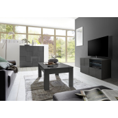 Meuble TV design 121 cm DAMIEN 1