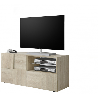 Meuble TV design 121 cm DAMIEN CHENE