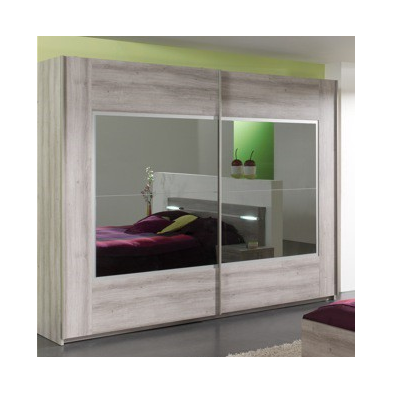 Armoire adulte 220 cm VIRGINIE