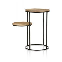 table d'appoint Nevada - 69 x 45 cm