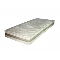 Matelas ressorts ensachés + latex MULTIPOCKET LATEX