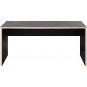 Bureau GW-DUO 160 cm coloris anthracite