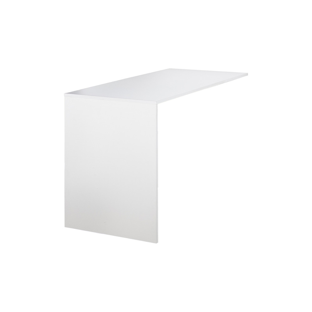 Table de fixation GW-ALTINO 120 cm coloris blanc