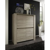 Vaisselier-Bar 119 cm contemporain ELSA