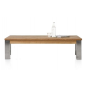 Table basse Ermondo 120x70 cm H&H