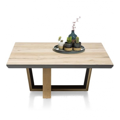 Table basse Pedro 90 x 80 cm - H&H
