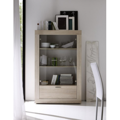 Vitrine 102 cm contemporaine ROME