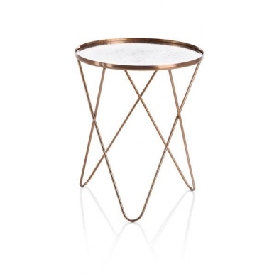 table d'appoint Memphis - 40 x 40 cm