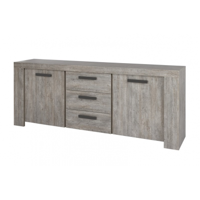 Buffet-Bahut contemporain 195 cm RABBI