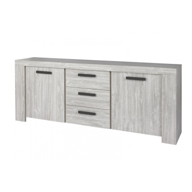 Buffet-Bahut contemporain 195 cm RABBI 1