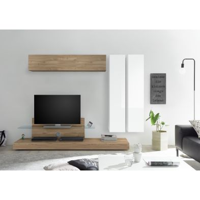 Ensemble meuble TV FOREVER 9 230 x 190 cm