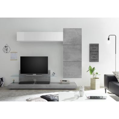 Ensemble meuble TV FOREVER 10 230 x 190 cm