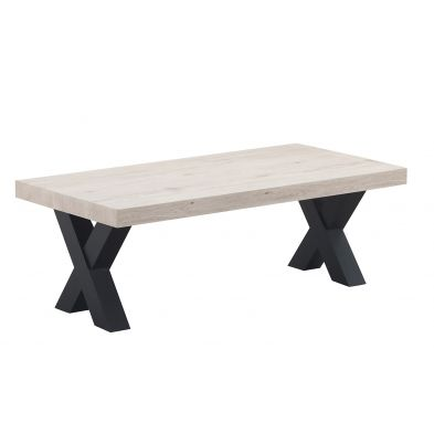 Table basse contemporaine 130 cm MAGIKA
