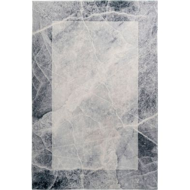 Tapis moderne My Palazzo 270 Grey - effet marbre