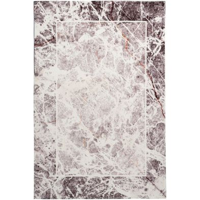 Tapis moderne My Palazzo 273 Grey - effet marbre