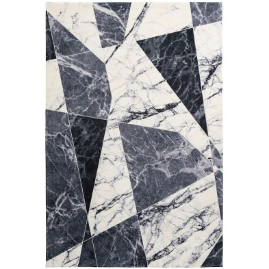 Tapis moderne My Palazzo 274 Grey - effet marbre