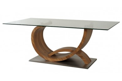 Table de salle manger haut de gamme table manger design for Table a manger bois design